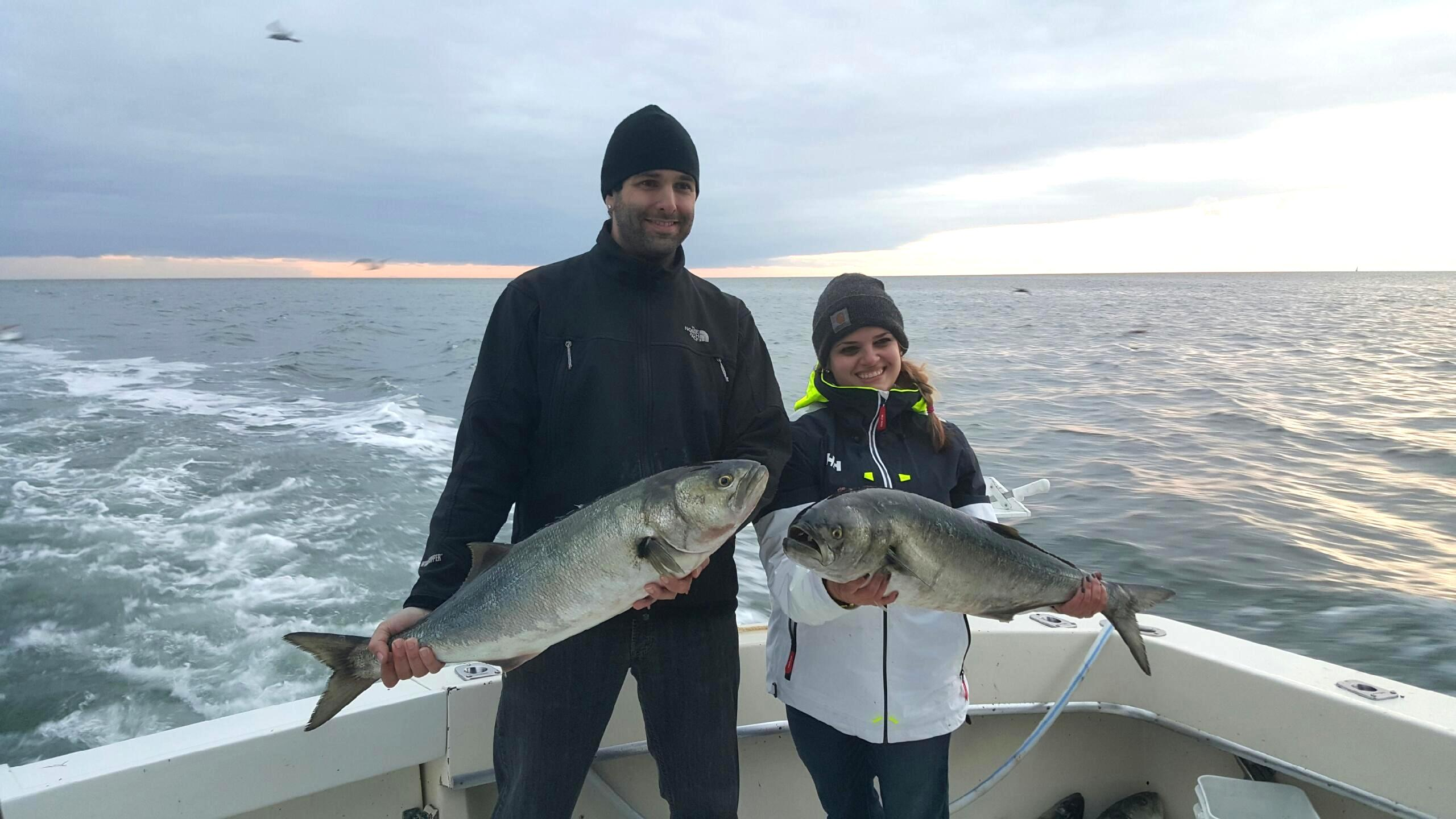 Fishing report 10 29 15 ct fishing charters for Fishing trips in ct