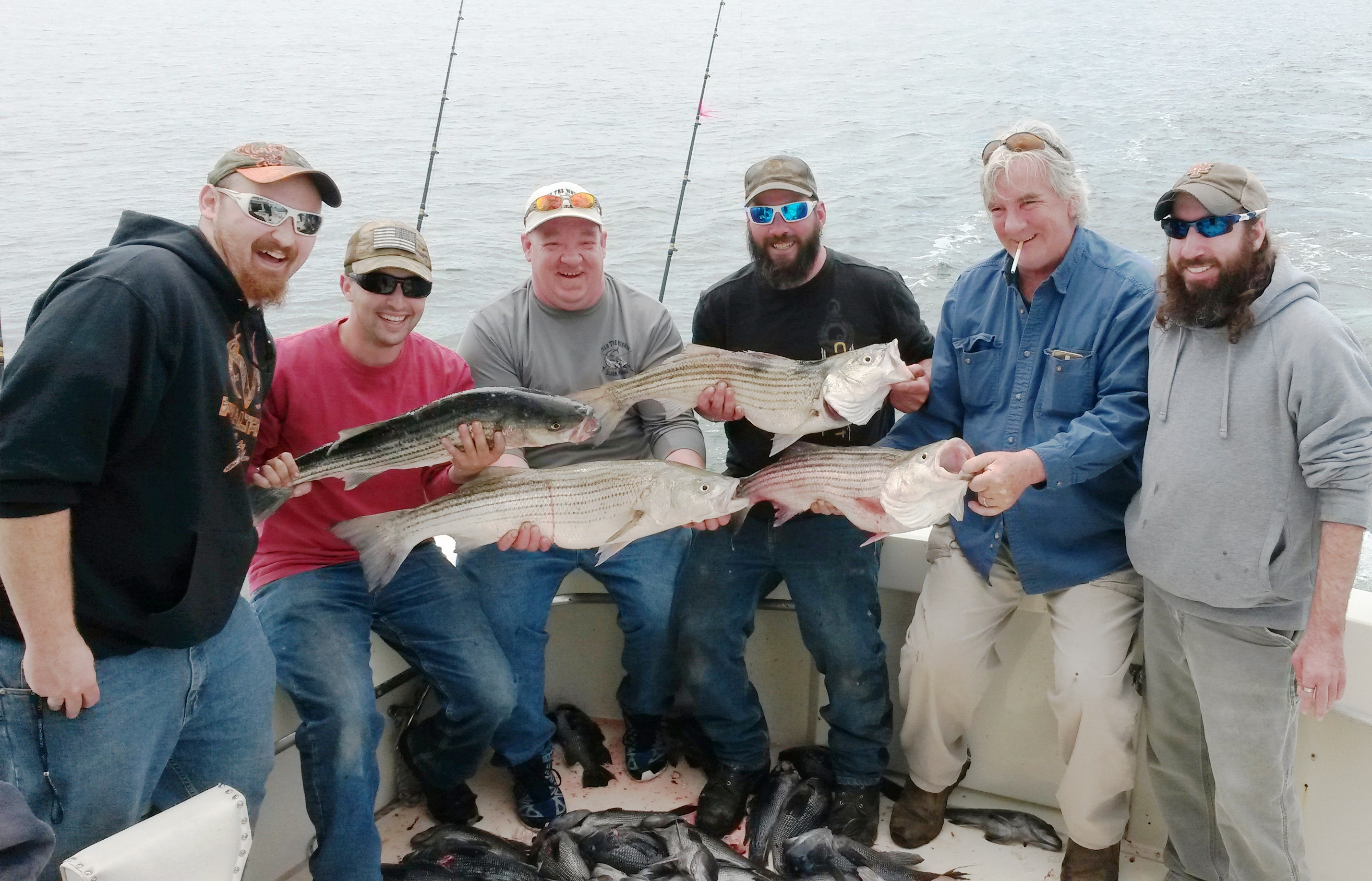 Connecticut fishing report 12 11 16 ct fishing charters for Fishing trips in ct